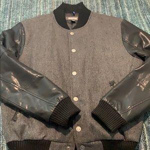 Kenneth Cole Reaction Men's jacket tweed sz M